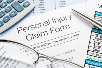 Work Accidents And Personal Injuries Claims